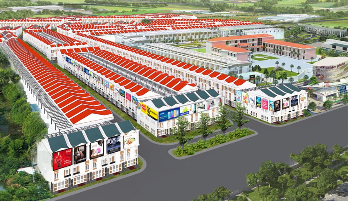 du an west market lac tan - DỰ ÁN WEST MARKET LẠC TẤN LONG AN