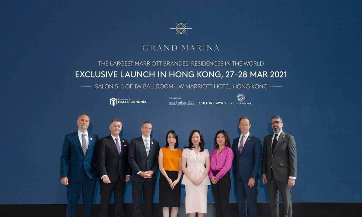 hop bao gioi thieu du an grand marina saigon tai hongkong - GRAND MARINA SAIGON QUẬN 1