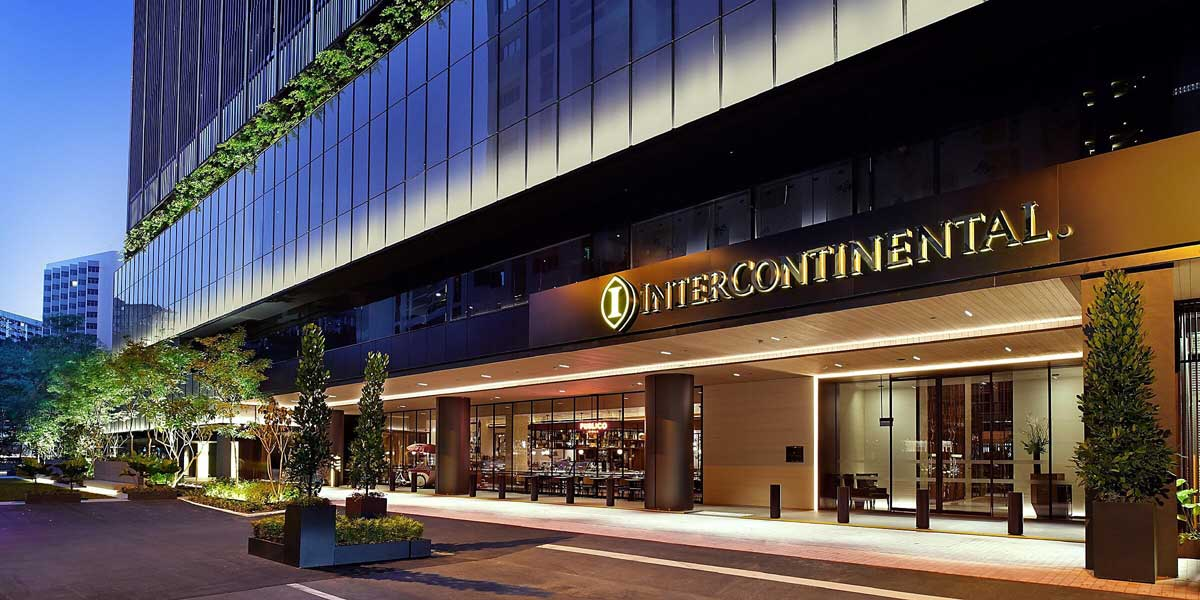 intercontinental hotels group - INTERCONTINENTAL HOTELS GROUP
