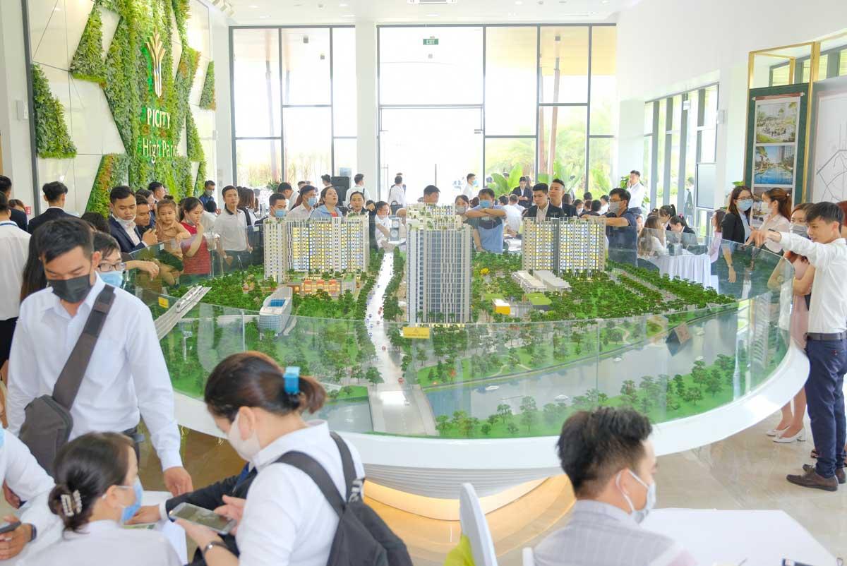 khach hang tham gia event mini cuoi tuan du an picity high park ngay 28 thang 3 nam 2021 - PICITY HIGH PARK