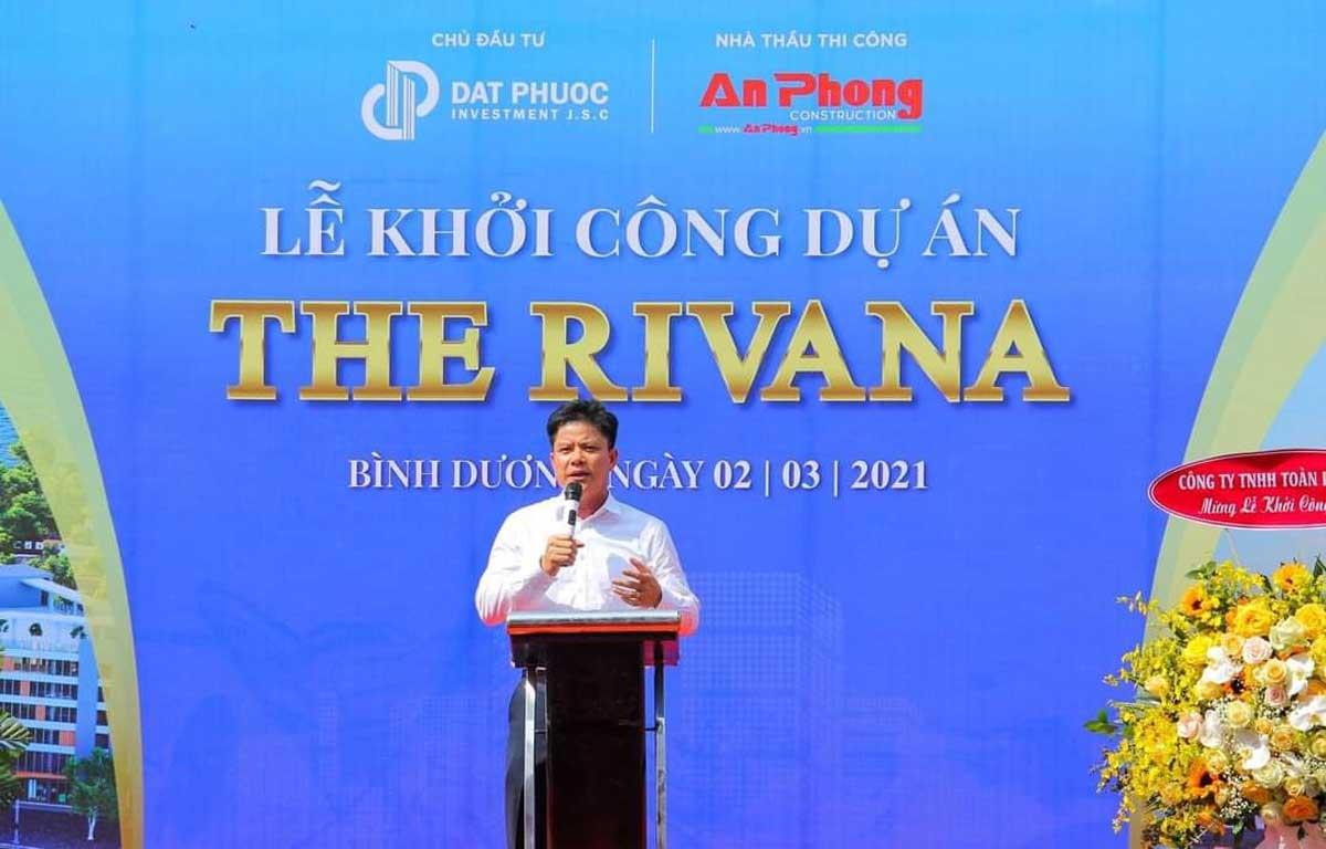 le khoi cong du an can ho the rivana - CĂN HỘ THE RIVANA BÌNH DƯƠNG