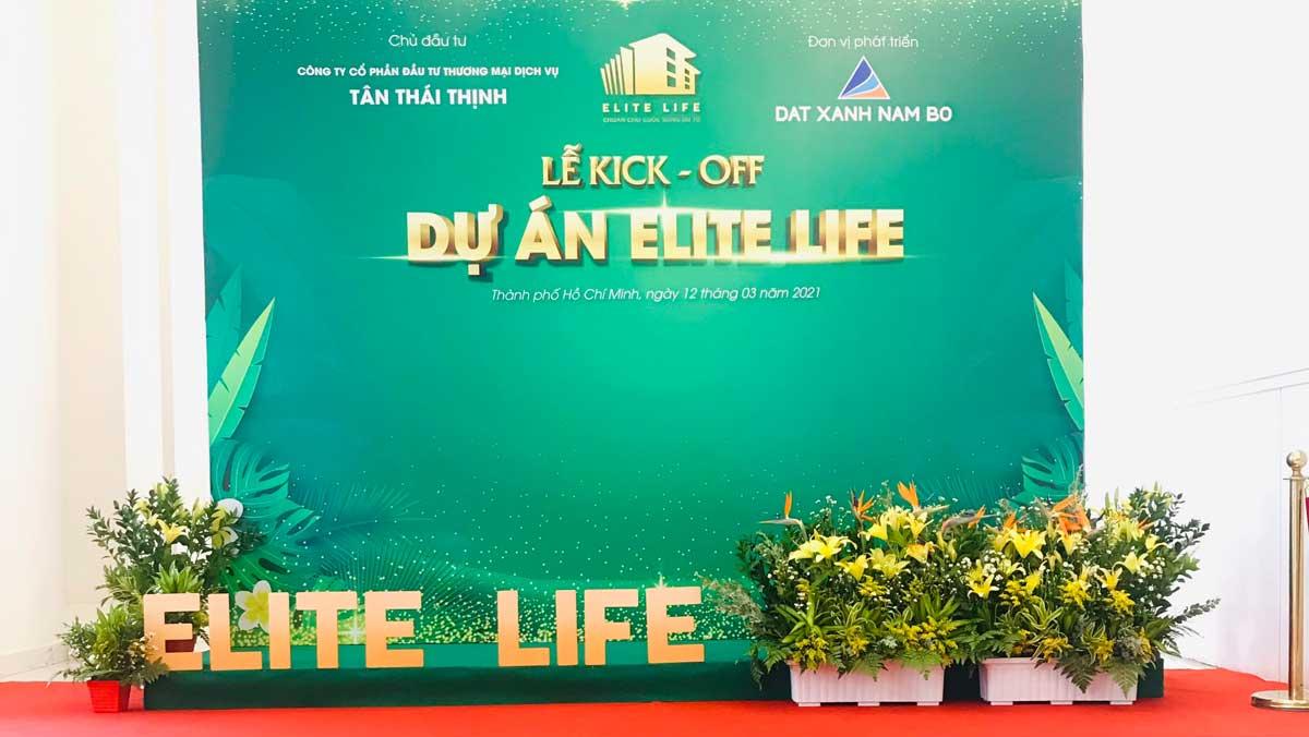 le kick off du an elite life long hau long an - Elite Life Long Hậu Long An