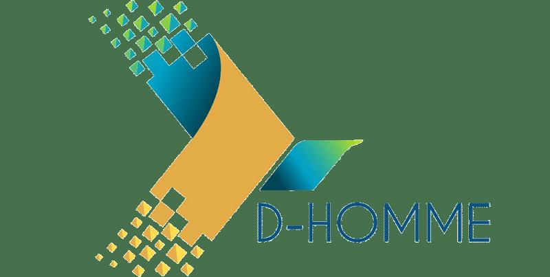 logo d homme - D Homme Quận 6