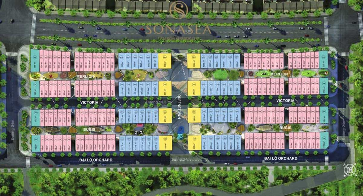 mat bang shoptel SonaSea Van Don Harbor City - SONASEA VÂN ĐỒN HARBOR CITY