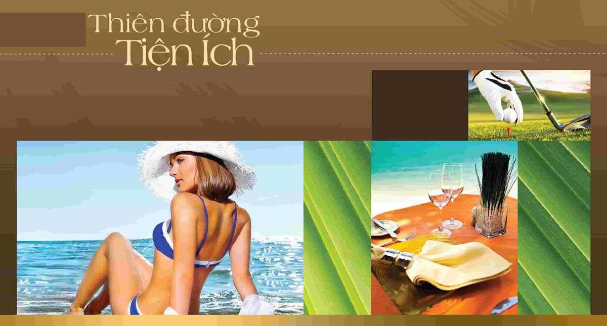 thien duong tien ich du an golden bay cam ranh - Golden Bay Cam Ranh