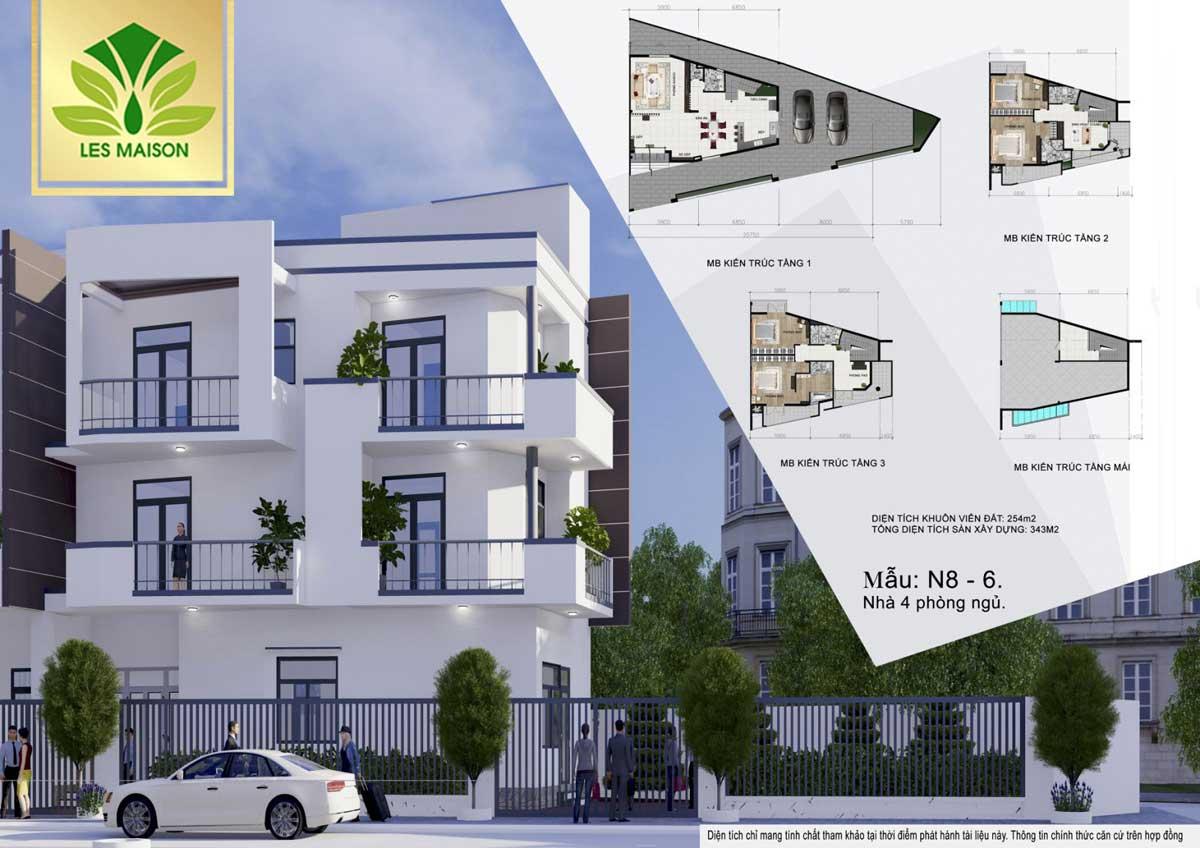 thiet ke nha mau n8 6 les maison binh chanh - Les Maison
