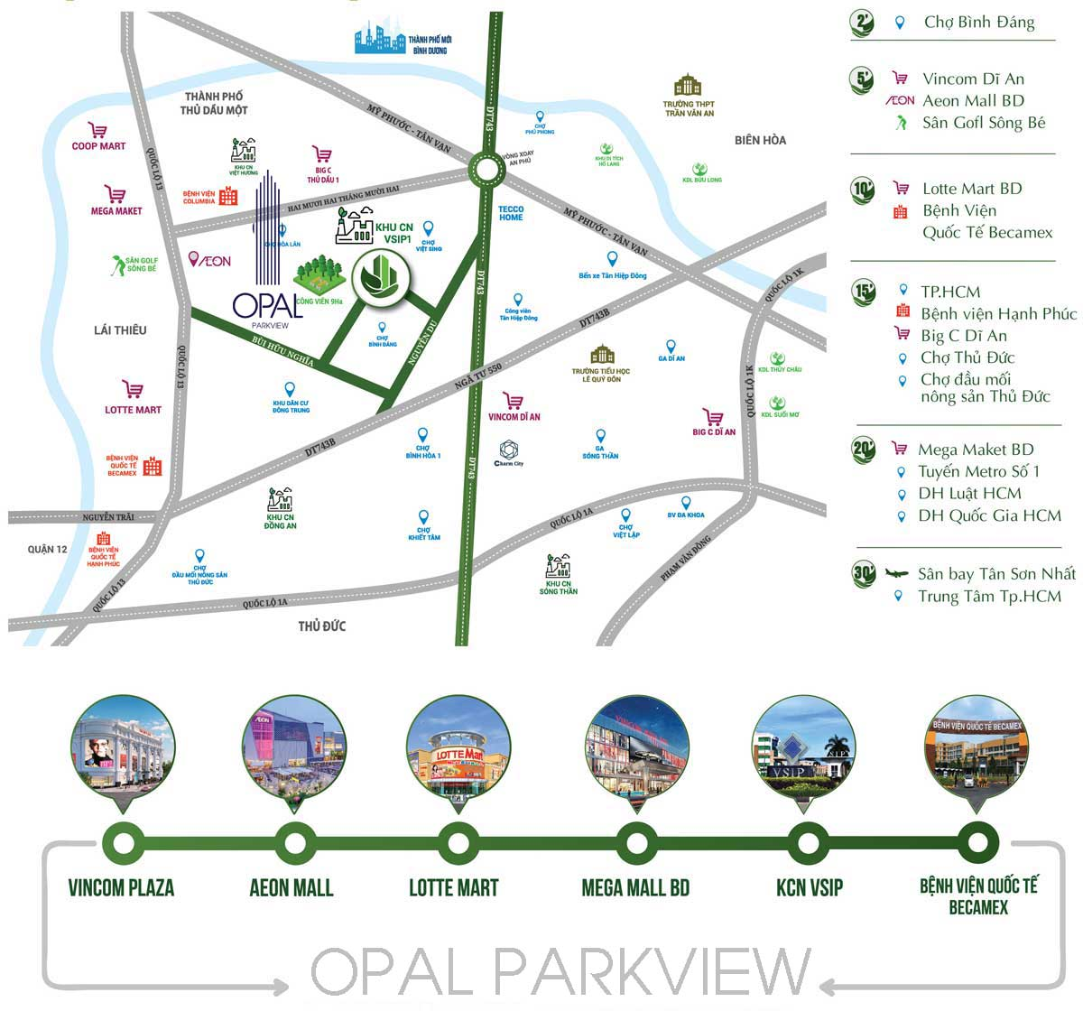 vi tri du an can ho opal parkview - Opal ParkView