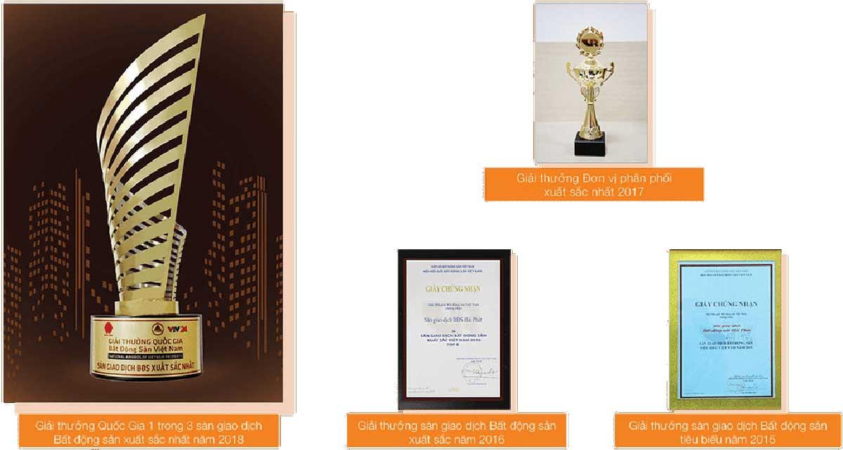 Giai thuong Hai Phat Invest - Giải-thưởng-Hải Phát Invest