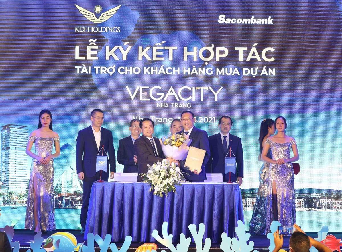 KDI Holdings ky ket hop tac voi Sacombank - KDI-Holdings-ký-kết-hợp-tác-với-Sacombank