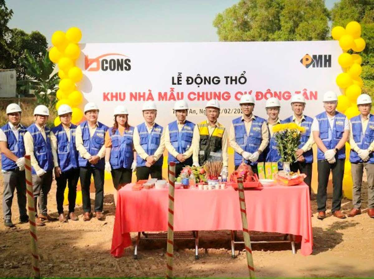 Khoi cong Du an Can ho Chung cu Bcons Sala Di An Binh Duong - Khởi-công-Dự-án-Căn-hộ-Chung-cư-Bcons-Sala-Dĩ-An-Bình-Dương