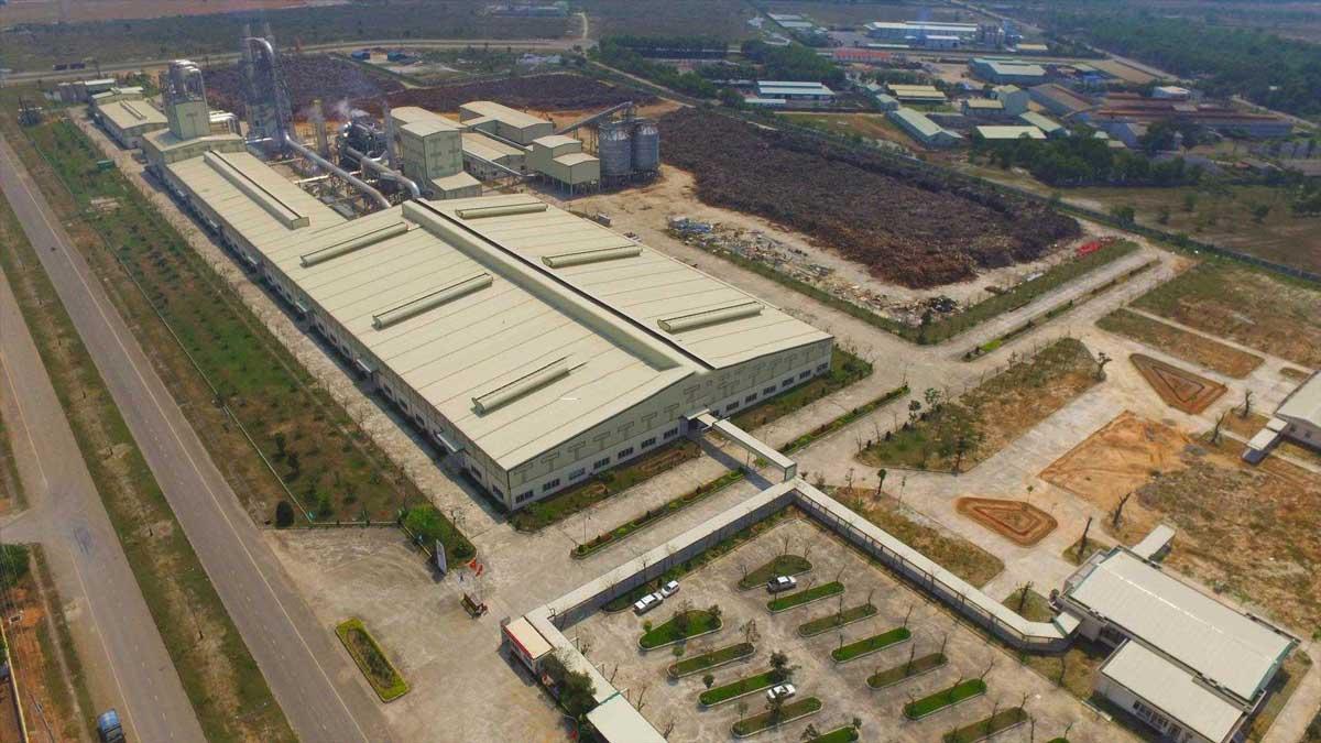 Khu công nghiệp Tây Bắc Hồ Xá Quảng Trị