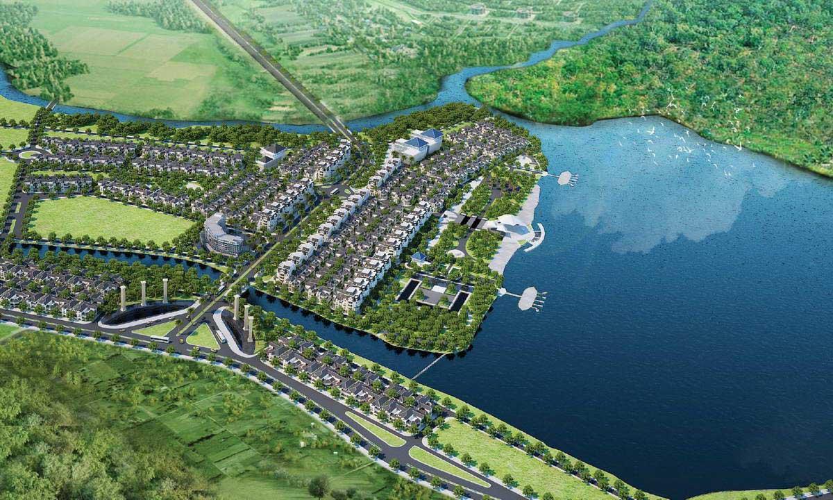 Dự án Khu Đô Thị Nam Đường Hùng Vương Quy Nhơn