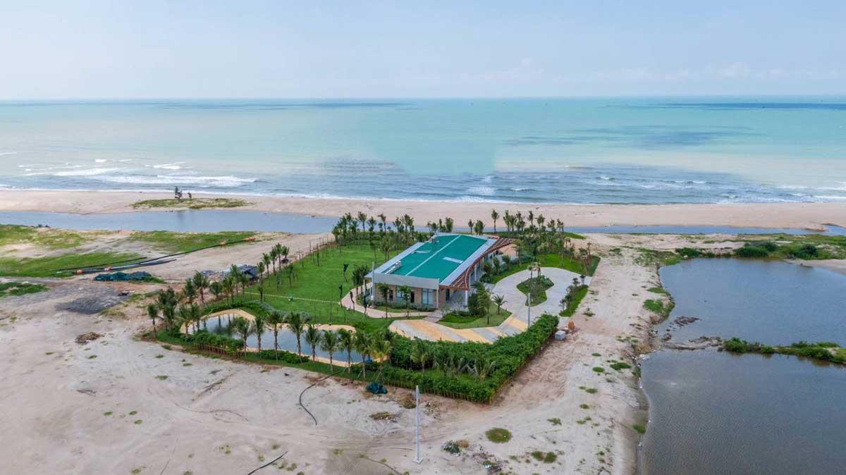 Khu nha dieu hanh Du an kdt Venezia Beach Binh Thuan - VENEZIA BEACH VILLAGE BÌNH THUẬN