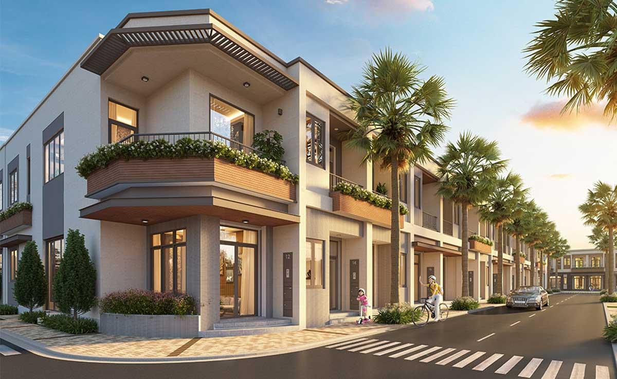 Nha pho lien ke Taka Garden Riverside Homes - Nhà-phố-liên-kế-Taka-Garden-Riverside-Homes