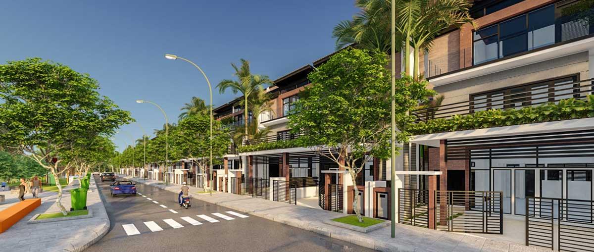 Nha pho shophouse Green Sailing Town Apartment Long An - Nhà-phố-shophouse-Green-Sailing-Town-Apartment-Long-An