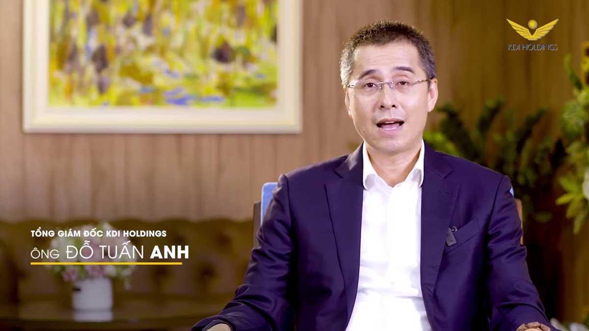 Ong Do Anh Tuan Tong giam doc KDI Holdings - Ông-Đỗ-Anh-Tuấn-Tổng-giám-đốc-KDI-Holdings