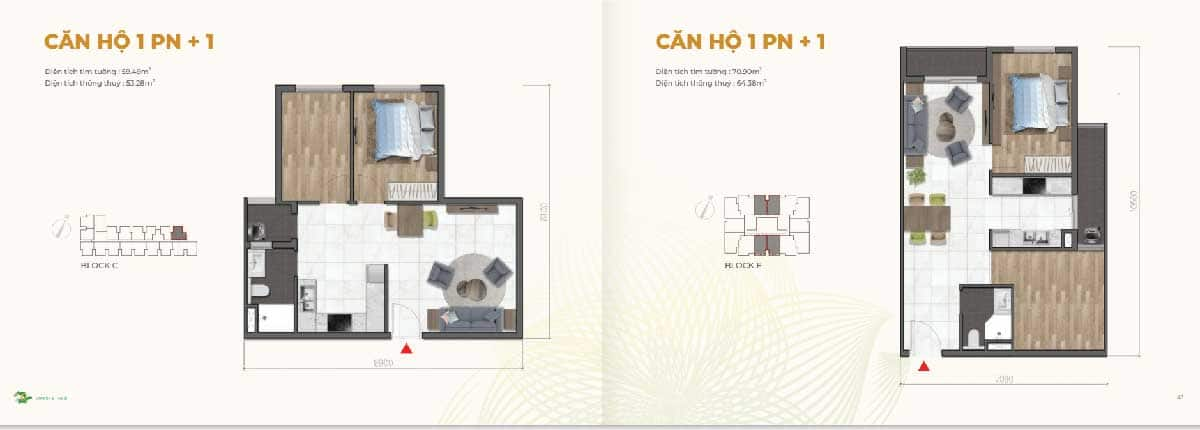 Thiet ke Can ho 1PN Dragon E Home Q9 - Thiet-ke-Can-ho-1PN-Dragon-E-Home-Q9
