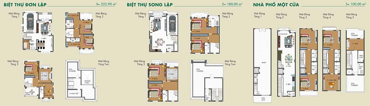 Thiet ke Du an Hung Dinh City - Hưng Định City