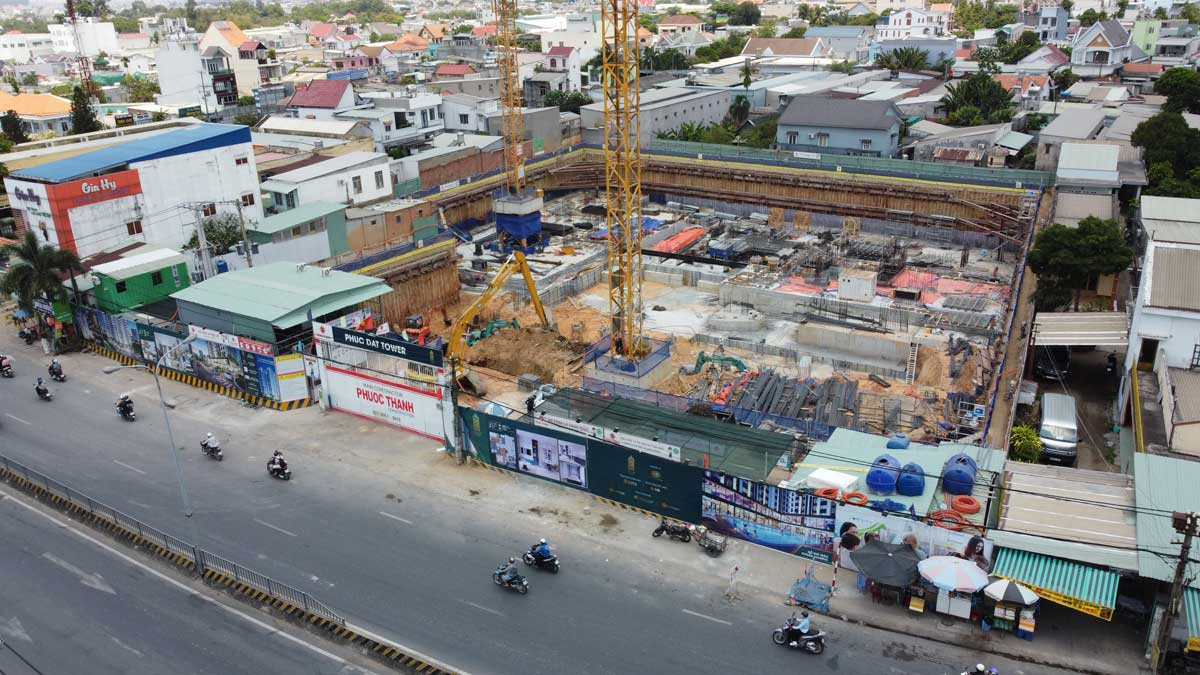 Tien do thi cong Du an Can ho Phuc Dat Tower moi nhat - Tien-do-thi-cong-Du-an-Can-ho-Phuc-Dat-Tower-moi-nhat