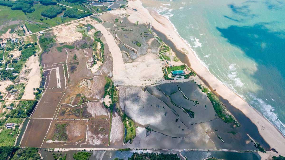 Tien do thi cong Du an Venezia Beach Binh Thuan moi nhat nam 2021 - VENEZIA BEACH VILLAGE BÌNH THUẬN