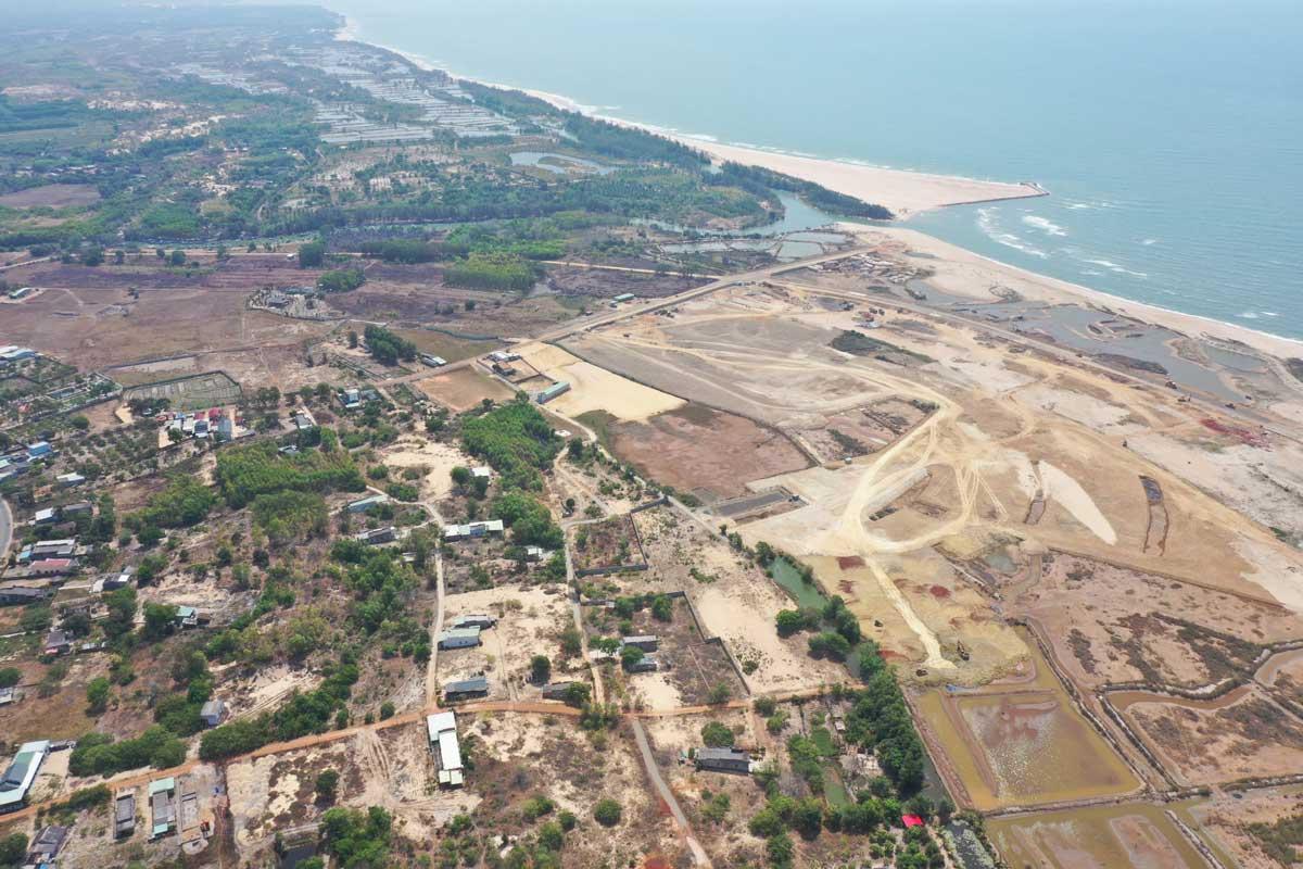 Tien do thi cong Venezia Beach Binh Thuan 2021 - Tien-do-thi-cong-Venezia-Beach-Binh-Thuan-2021