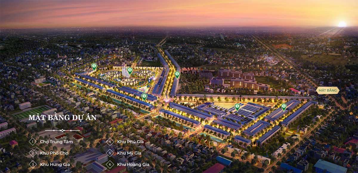 Tien ich Du an Hung Dinh City - Tiện-ích-Dự-án-Hưng-Định-City
