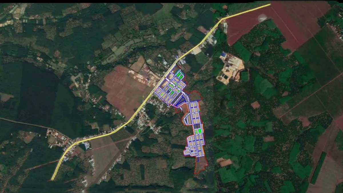 Vi tri Du an Felicia City Binh Phuoc - Vị-trí-Dự-án-Felicia-City-Bình-Phước