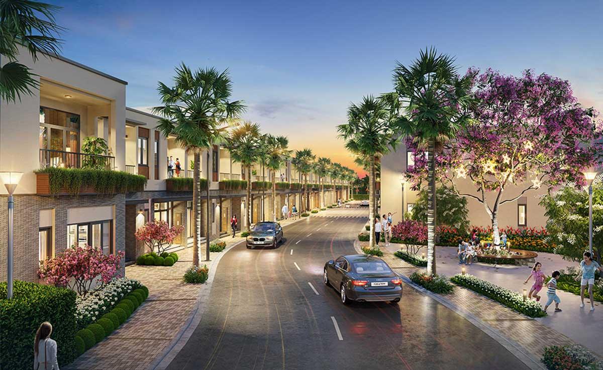 nha pho Taka Garden Riverside Homes - nhà-phố-Taka-Garden-Riverside-Homes