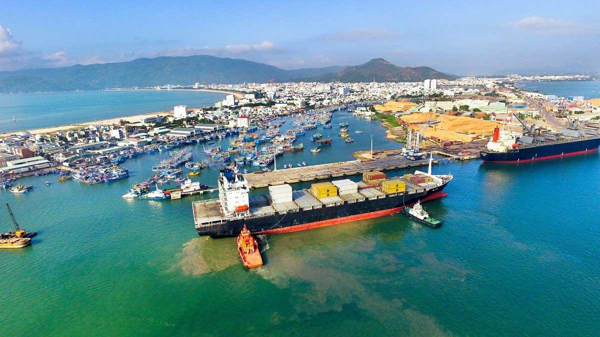 Cang Quy Nhon - Cảng-Quy-Nhơn