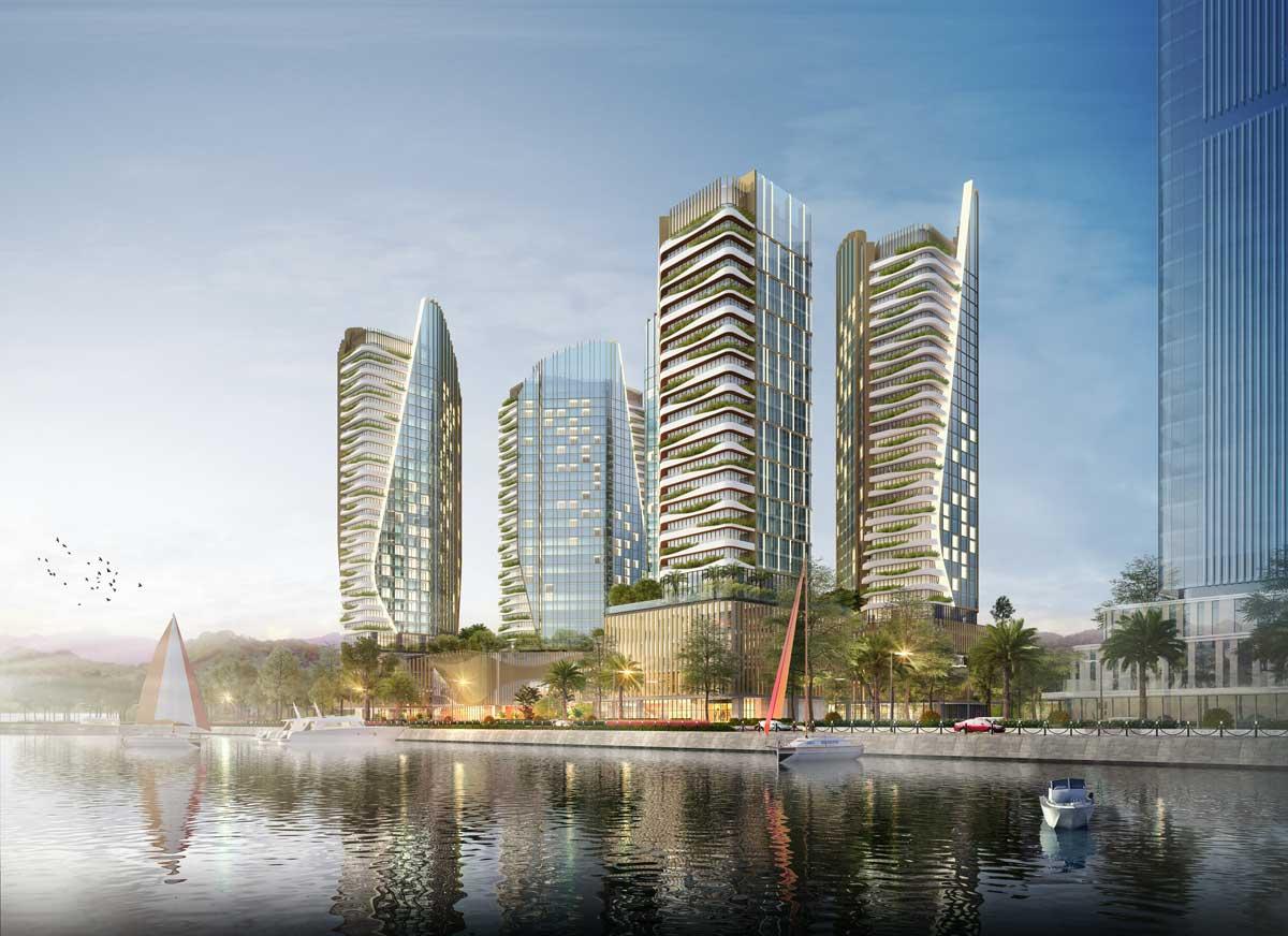 Dự án Căn hộ Crystal Holidays Harbour Vân Đồn Quảng Ninh