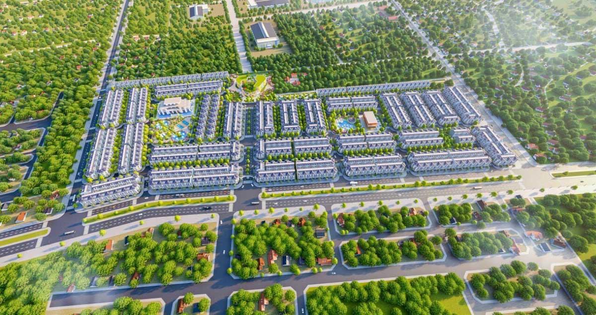 Du an Vega City Long Thanh - VEGA CITY LONG THÀNH