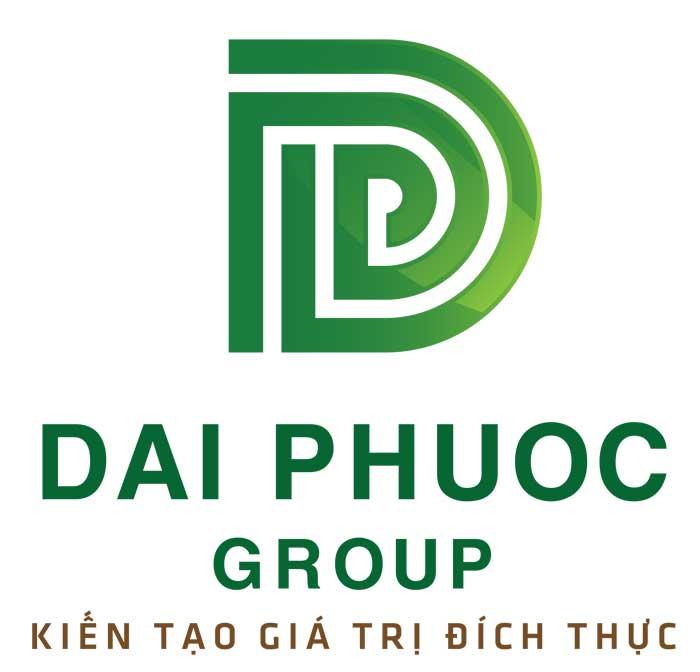 Logo DaiPhuocGroup - ĐẠI PHƯỚC MOLITA