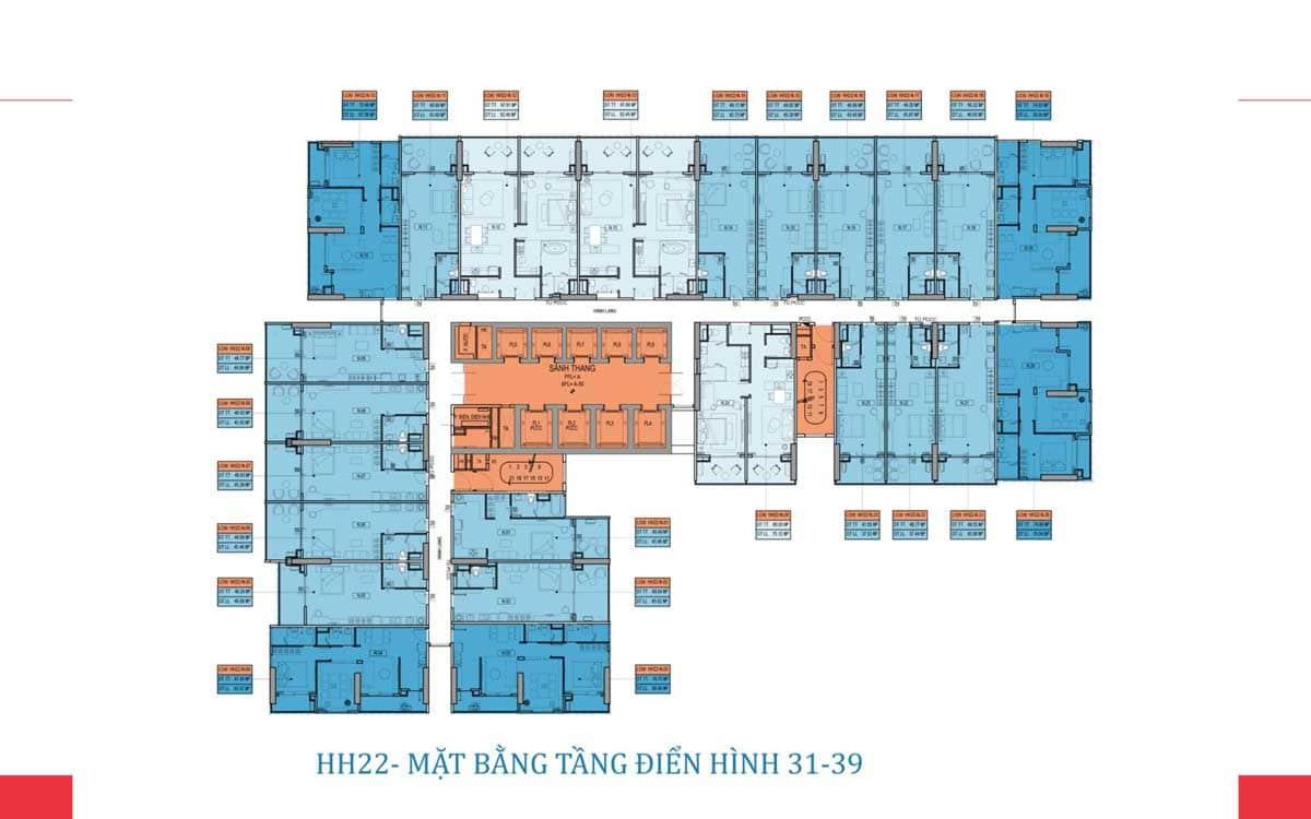 Mat bang tang dien hinh tang 31 39 toa HH22 Takashi Ocean Suite Ky Co - Mat-bang-tang-dien-hinh-tang-31-39-toa-HH22-Takashi-Ocean-Suite-Ky-Co