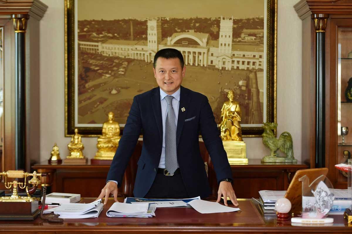 Ong Dang Minh Truong Chu tich HDQT Tap doan Sun Group. - SUN GROUP
