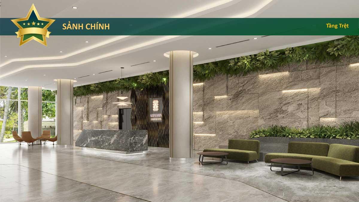Sanh chinh Celesta Heights Nha Be - Celesta Heights Nhà Bè