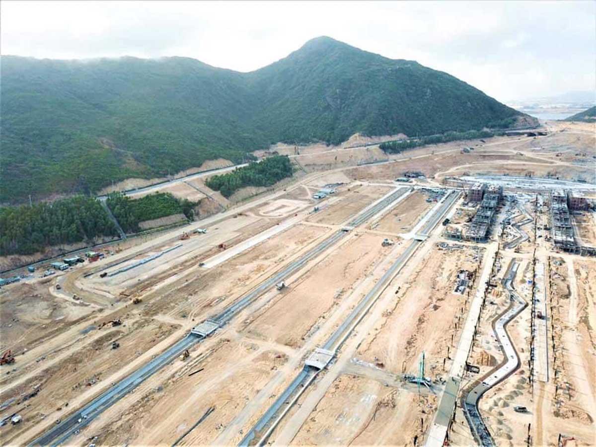 Tien do thi cong Du an Hai Giang Merry Land thang 5 nam 2021 - HẢI GIANG MERRY LAND QUY NHƠN