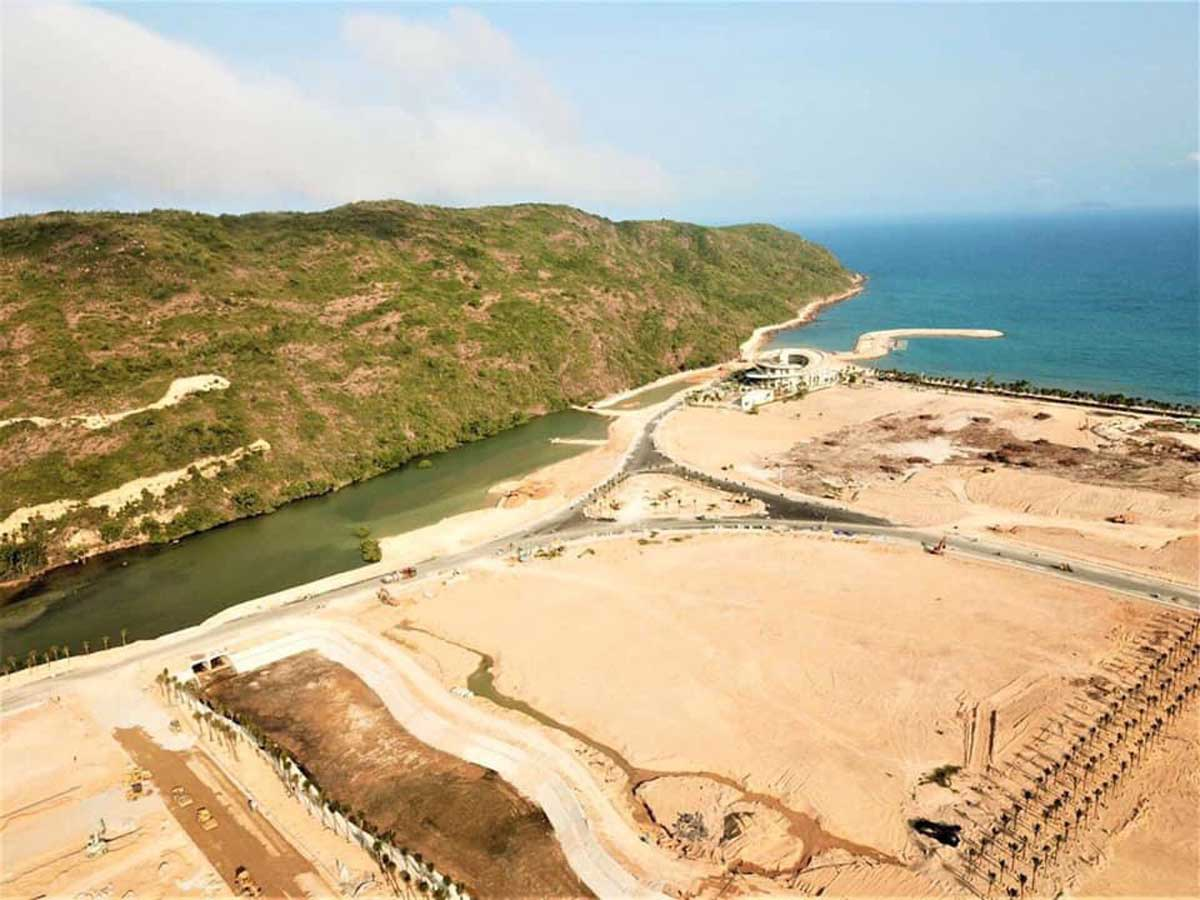 Tien do thi cong Hai Giang Merry Land 2021 - HẢI GIANG MERRY LAND QUY NHƠN
