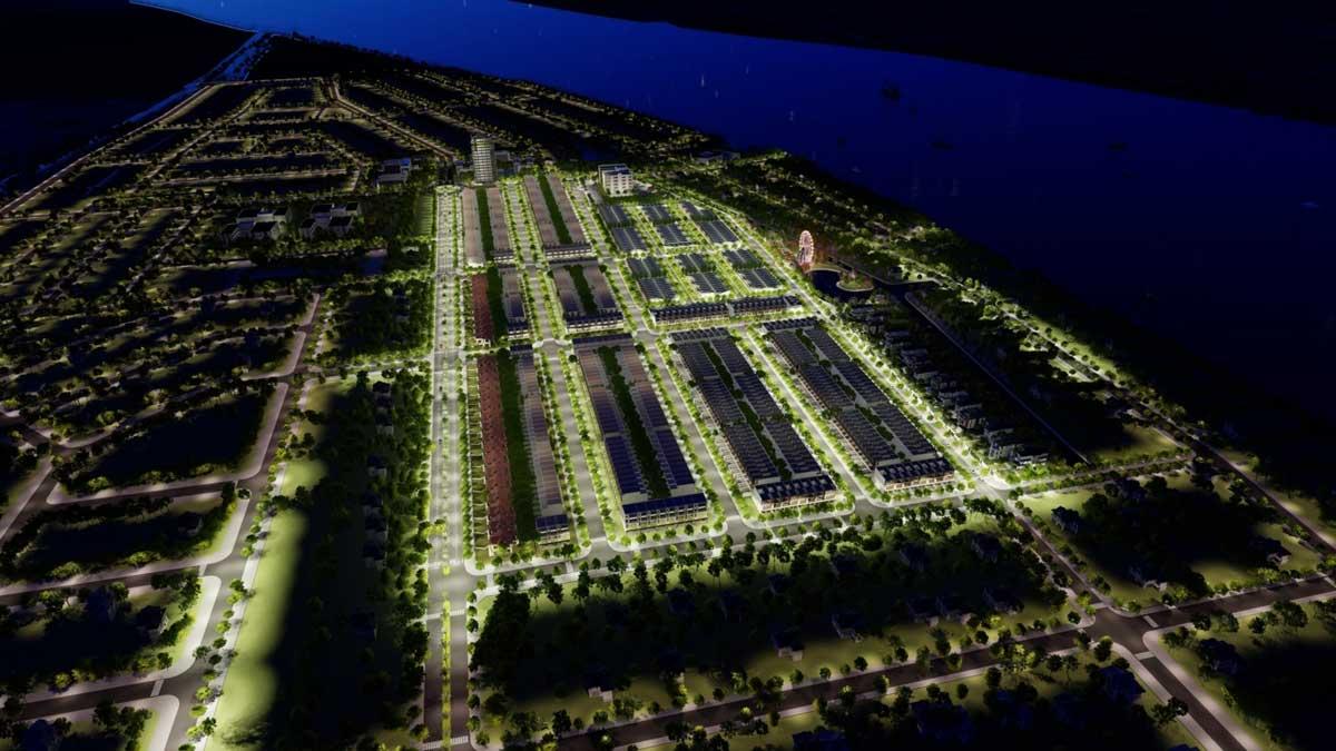 Tong the Con Khuong Diamond City Can Tho - Cồn Khương Diamond City