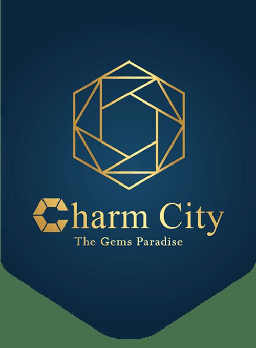 logo charm city - CHARM DIAMOND CITY