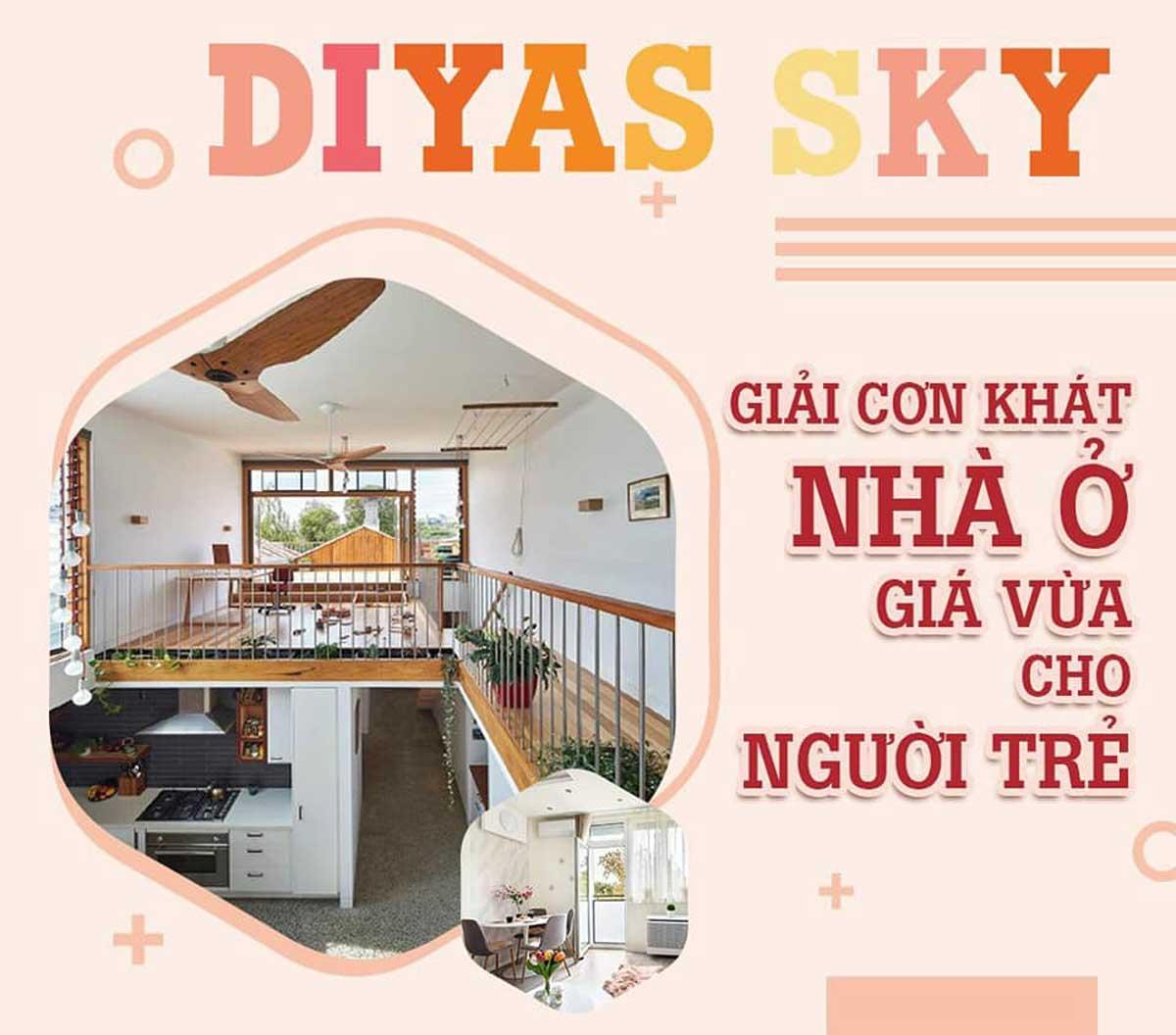 Ly do nen mua Can ho Diyas Sky - Diyas Sky