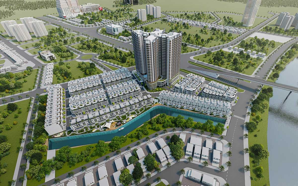 Dự án Diamond Square Biên Hòa Đồng Nai