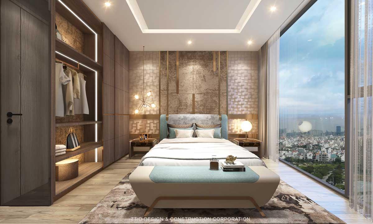Phong ngu Can 1PN Thao Dien Green - Phòng-ngủ-Căn-1PN-Thảo-Điền-Green