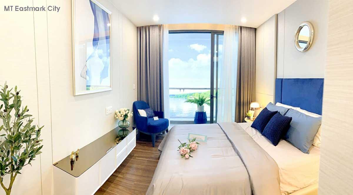 Phong ngu master Can ho MT Eastmark City - Phòng-ngủ-master-Căn-hộ-MT-Eastmark-City