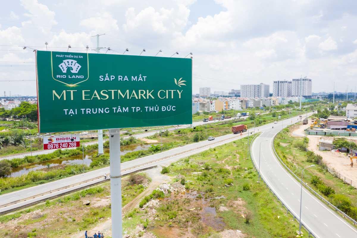 Ra mat Du an MT Eastmark City - MT Eastmark City