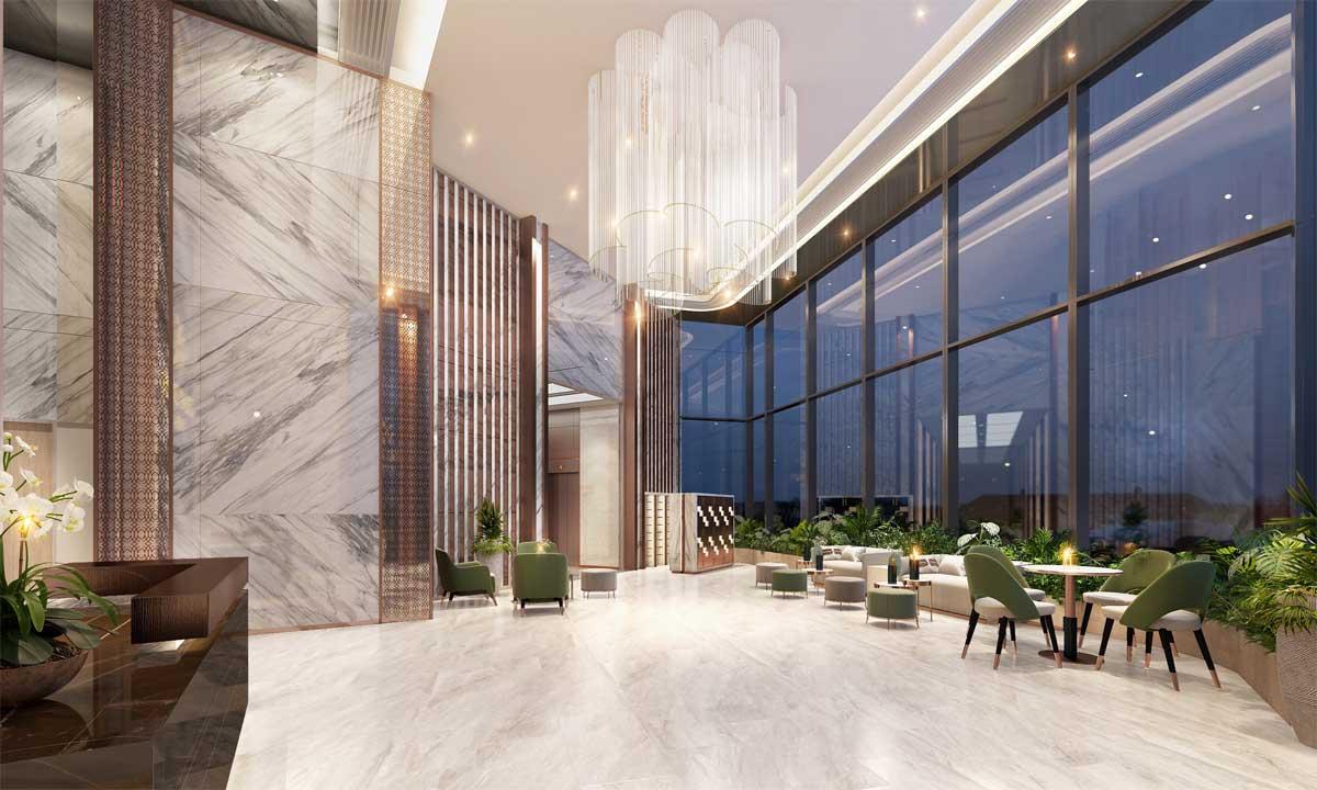 Sanh cho Thao Dien Green Towers - Thảo Điền Green Towers Quận 2