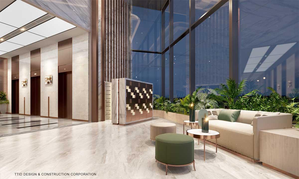 Sanh cho Thao Dien Green - Thảo Điền Green Towers Quận 2