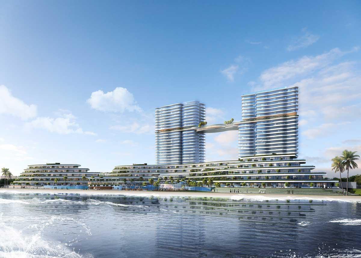Sheraton Hotel Venezia Beach - VENEZIA BEACH HỒ TRÀM BÌNH CHÂU