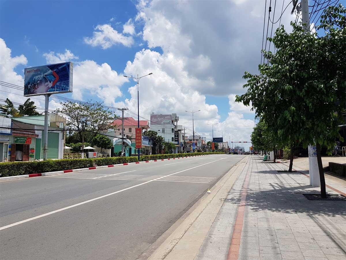 Tien do thi cong tai Du an Opal Cityview Thang 6 nam 2021 - OPAL CITYVIEW