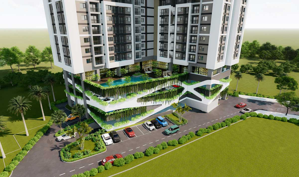 Tien ich khoi de Square One - Square One Nguyễn Văn Tiết Bình Dương