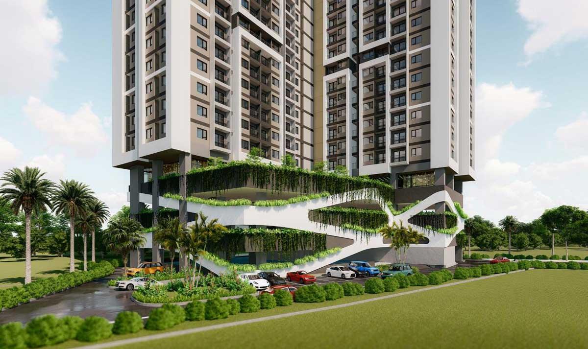 Tien ich noi khu Du an can ho Square One Binh Duong - Square One Nguyễn Văn Tiết Bình Dương